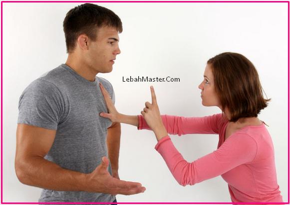 Tips Meredam kemarahan Istri