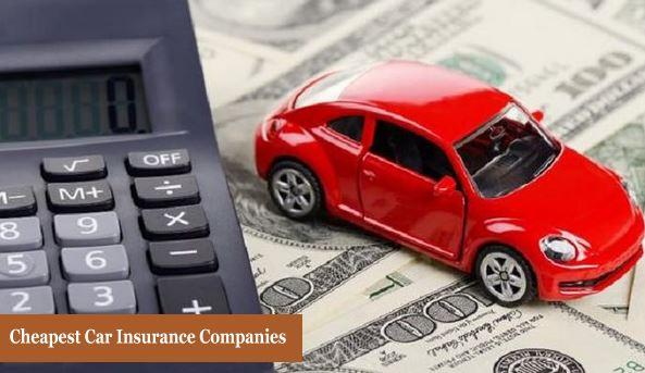 Cheapest Car Insurance Companies