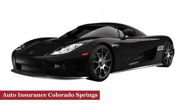 Auto Insurance Colorado Springs