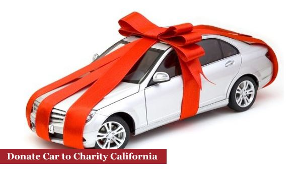 Donate Car to Charity California