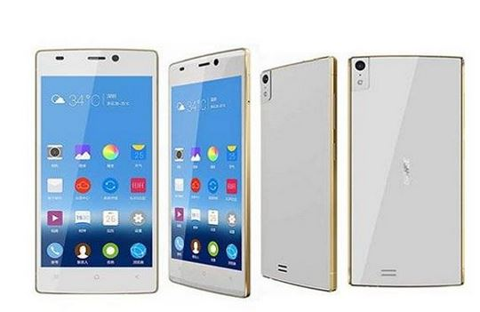 Android Gionee S5.1