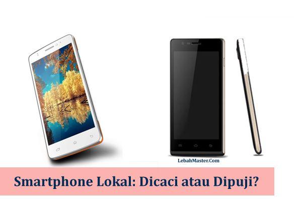 Smartphone Lokal