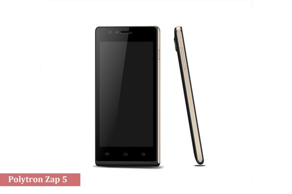 Smartphone Polytron Zap 5
