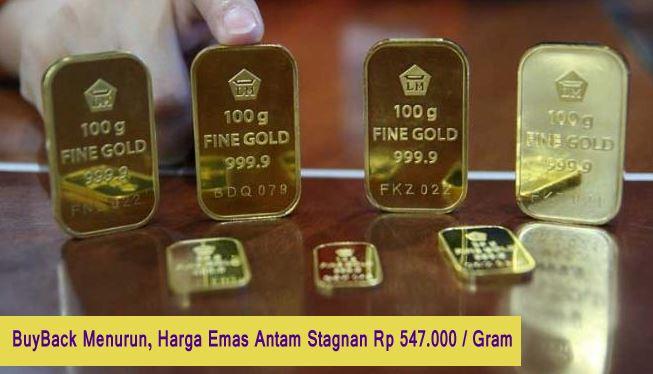 Harga Emas Batangan
