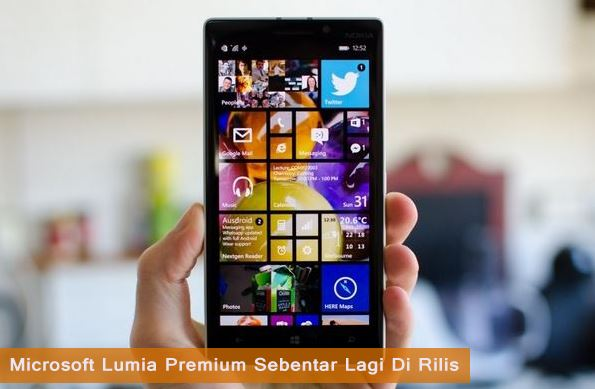 Microsoft Lumia Premium