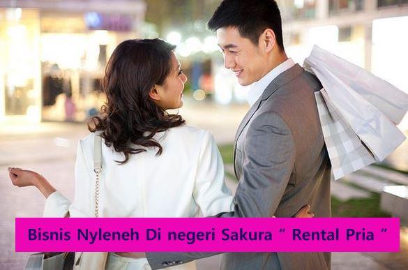 Bisnis Rental Pria Di Negeri Sakura