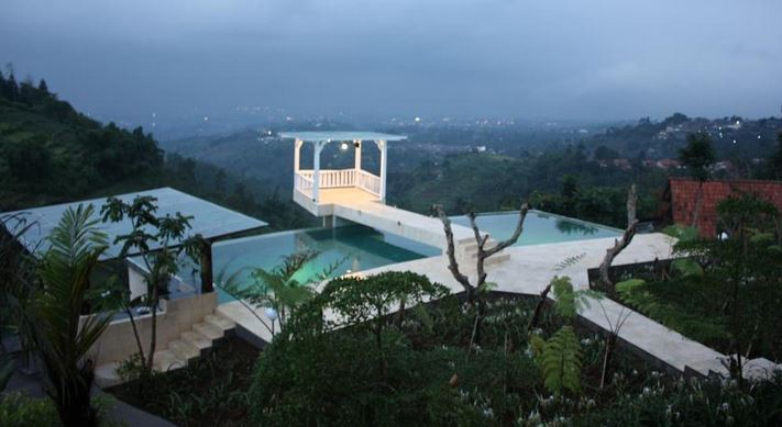 Dulang-Hotel-Murah Di Lembang