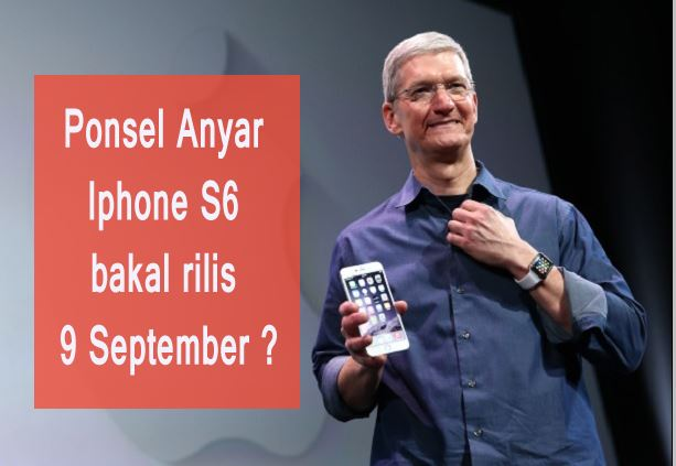 Iphone S6 Terbaru