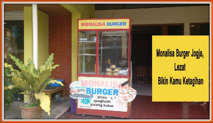 Burger Di Jogja