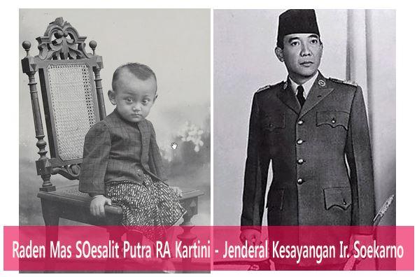 Putra RA Kartini Raden Mas Soesalit