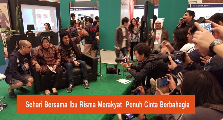 Ibu Risma Wali Kota Surabaya