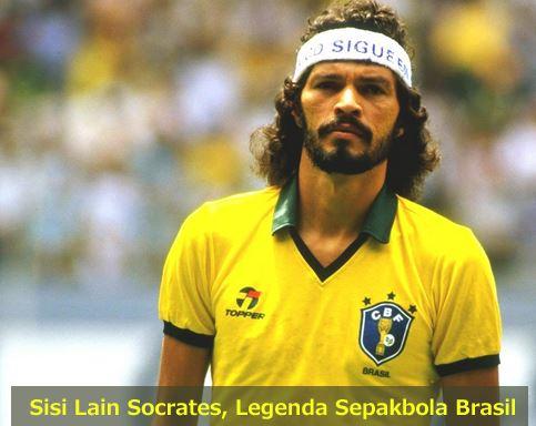 Sisi-Lain-Socrates-Lagenda-Sepakbola-Brasir