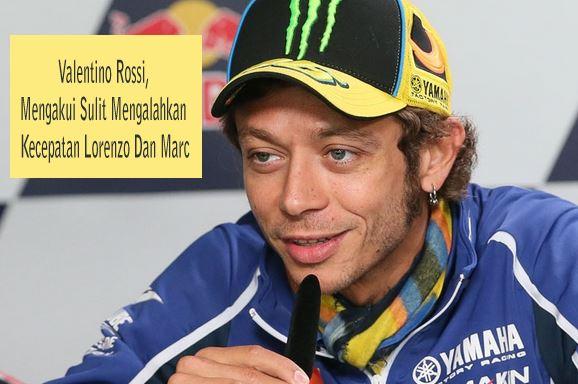Valentino Rossi Pada Silverstone
