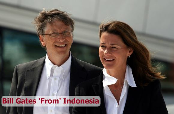 Bill Gates From Indonesia