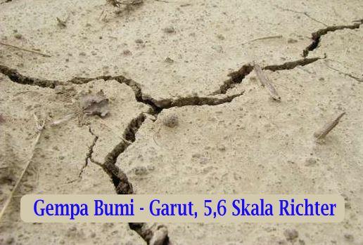 Gempa Garut Sukabumi