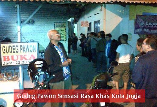 Gudeg Pawon Jogja