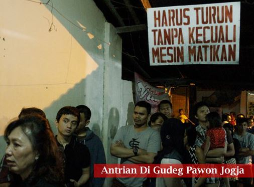 Gudeg Pawon Yogyakarta