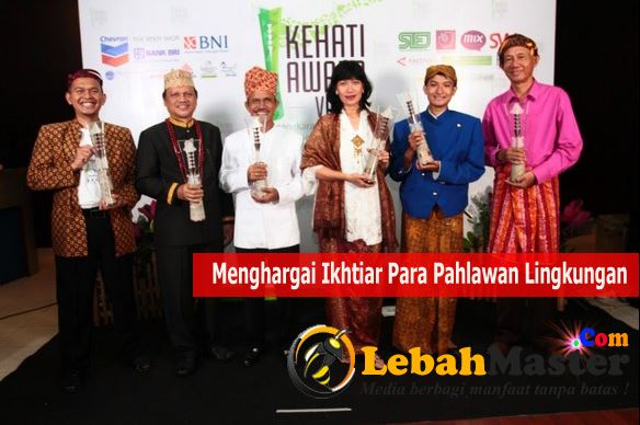 Pahlawan Lingkungan - KEHATI Award viii