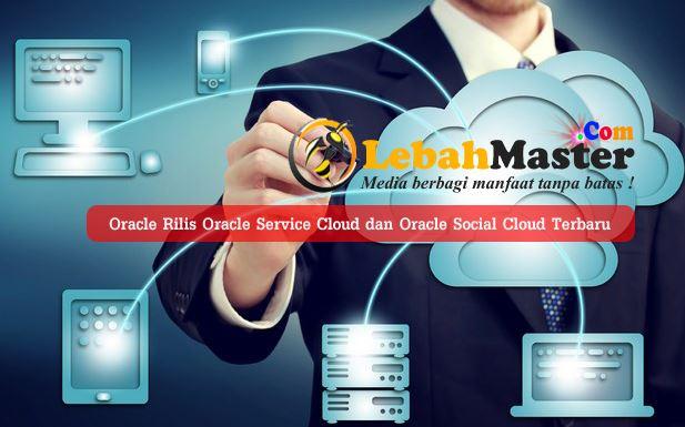 Oracle Srvece Cloud dan Oracle Social Cloud