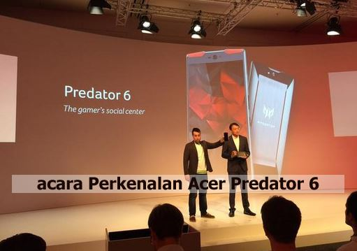 Acer Predator 6 Android Game
