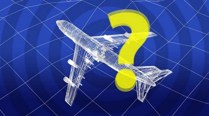 Pesawat Hilang - Privat Senegalair