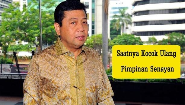 Pimpinan DPR Senayan