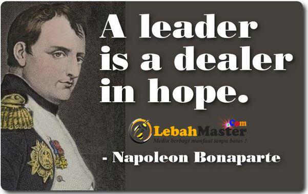 Pemimpin Yang DiCatat Sejarah