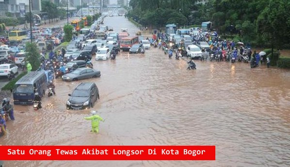Banjir Di Bogor