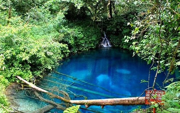 Danau Kaco Seblat Jambi