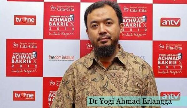 ilmuan indonesia Yogi ahmad erlangga