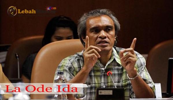 La Ode Ida - Jokowi