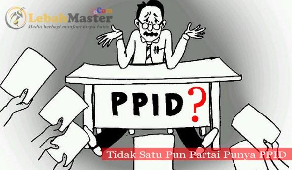 Pejabat Pengelola Informasi Dokumentasi PPID