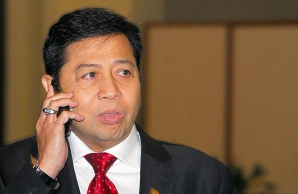 Setya Novanto Pelnggaran Etika DPR