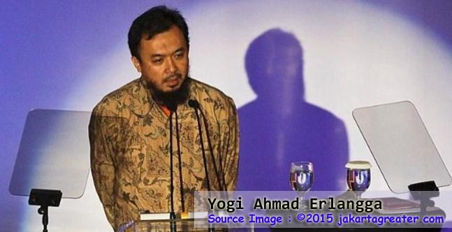 Yogi Ahmad Erlanggan Ilmuan Indonesia
