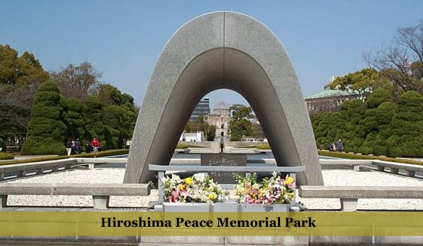 Hiroshima Peace Memorial Park Jepang