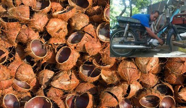 Pembangkit Listrik Tenaga Batok Kelapa