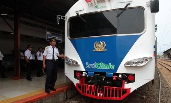 Rail Clinic Kereta Kesehatan