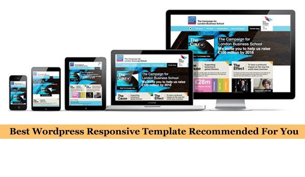 Template Wordpress Responsive Murah Terbaik