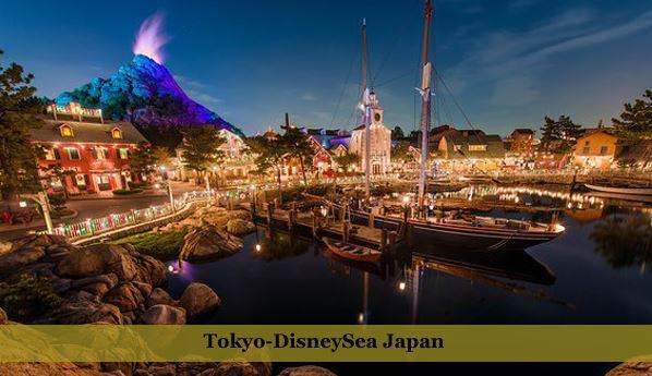 Tokyo DisneySea Di Jepang