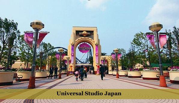 Universal Studio Di Jepang