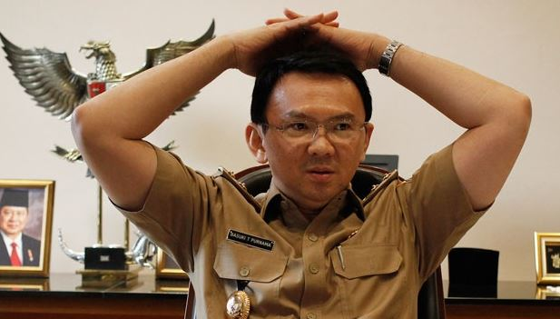 Gubernur DKI Basuki Tjahaja