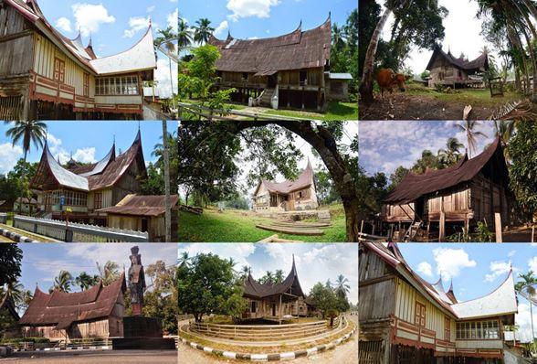 Kampung Tradisi Matrilinial Sinjung Sumatera Barat