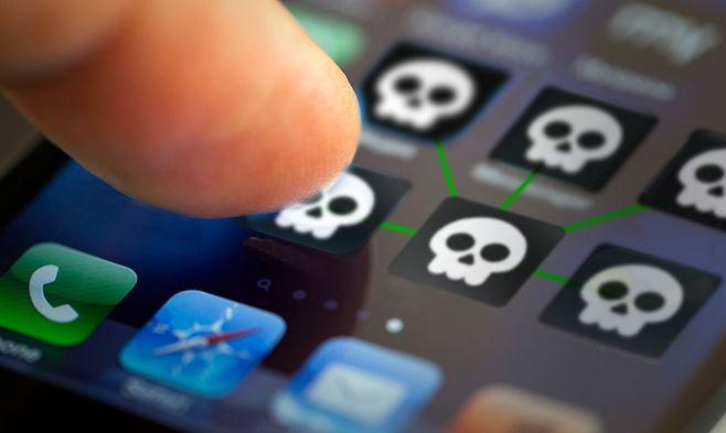 Malware Virus Aplikasi Smartphone