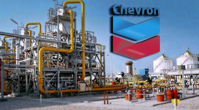 Perusahaan Chevron Indonesia