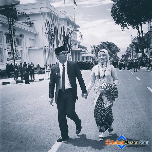 Ridwan Kami Dan Istri