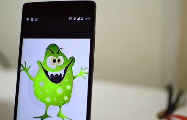 Virus Aplikasi Smartphone