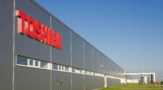 Pabrik Toshiba Indonesia