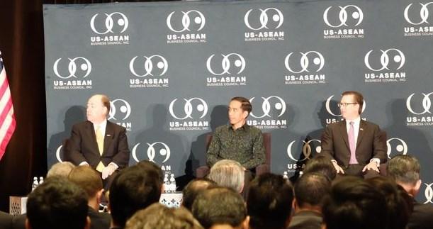 Presiden Jokowi Menghadiri US Asean Di Amerika Serikat