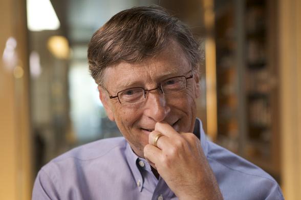 Bill Gates Pernah Masuk Penjara