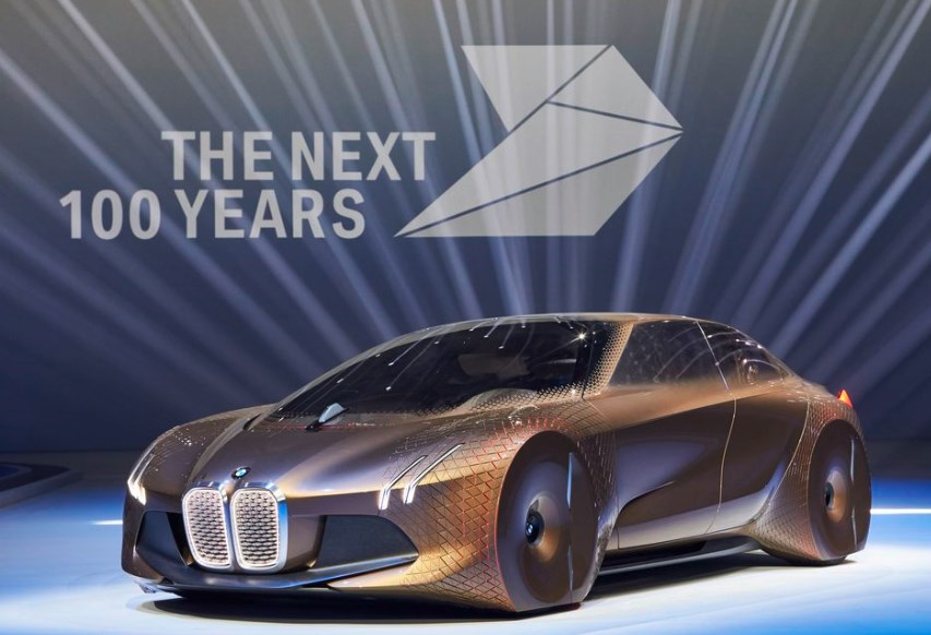 Konsep Baru BMW